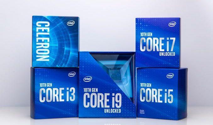 Intel CPU Family