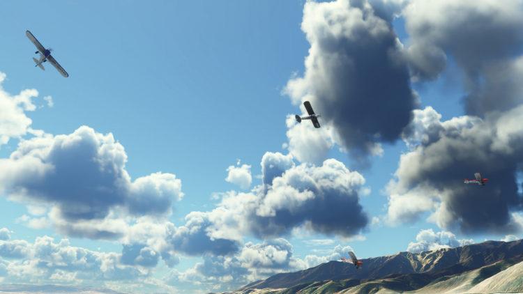 Microsoft Flight Simulator System Requirements Multiplayer