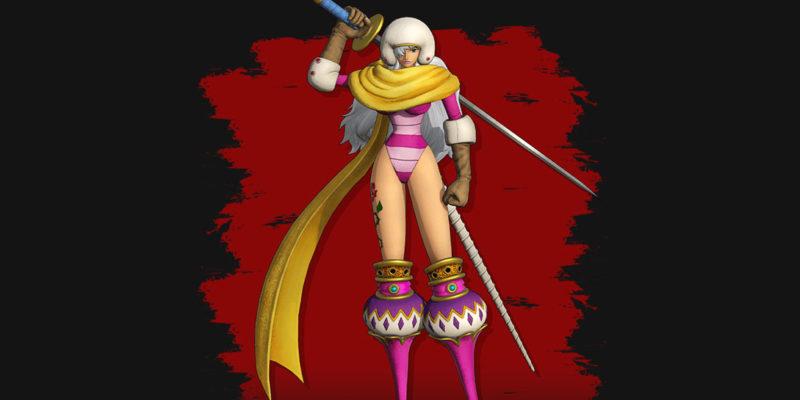 One Piece: Pirate Warriors 4 Charlotte Smoothie