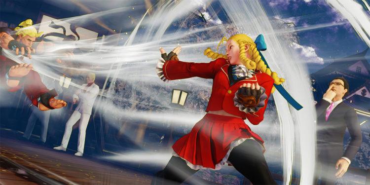 Pc Ps4 Crossplay Games Street Fighter V