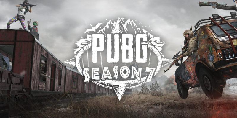 Pubg Season 7 cosmetics Vikendi update