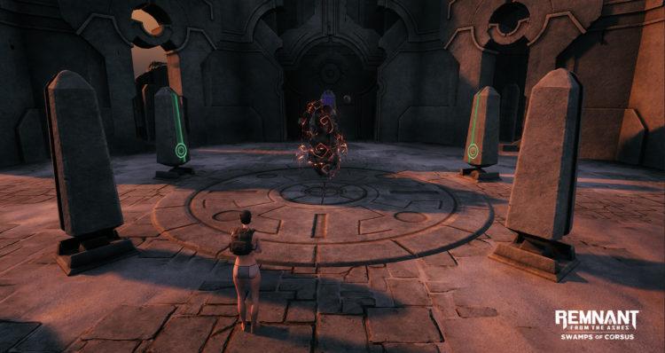 Rem Swampsofcorsus Screenshot 4