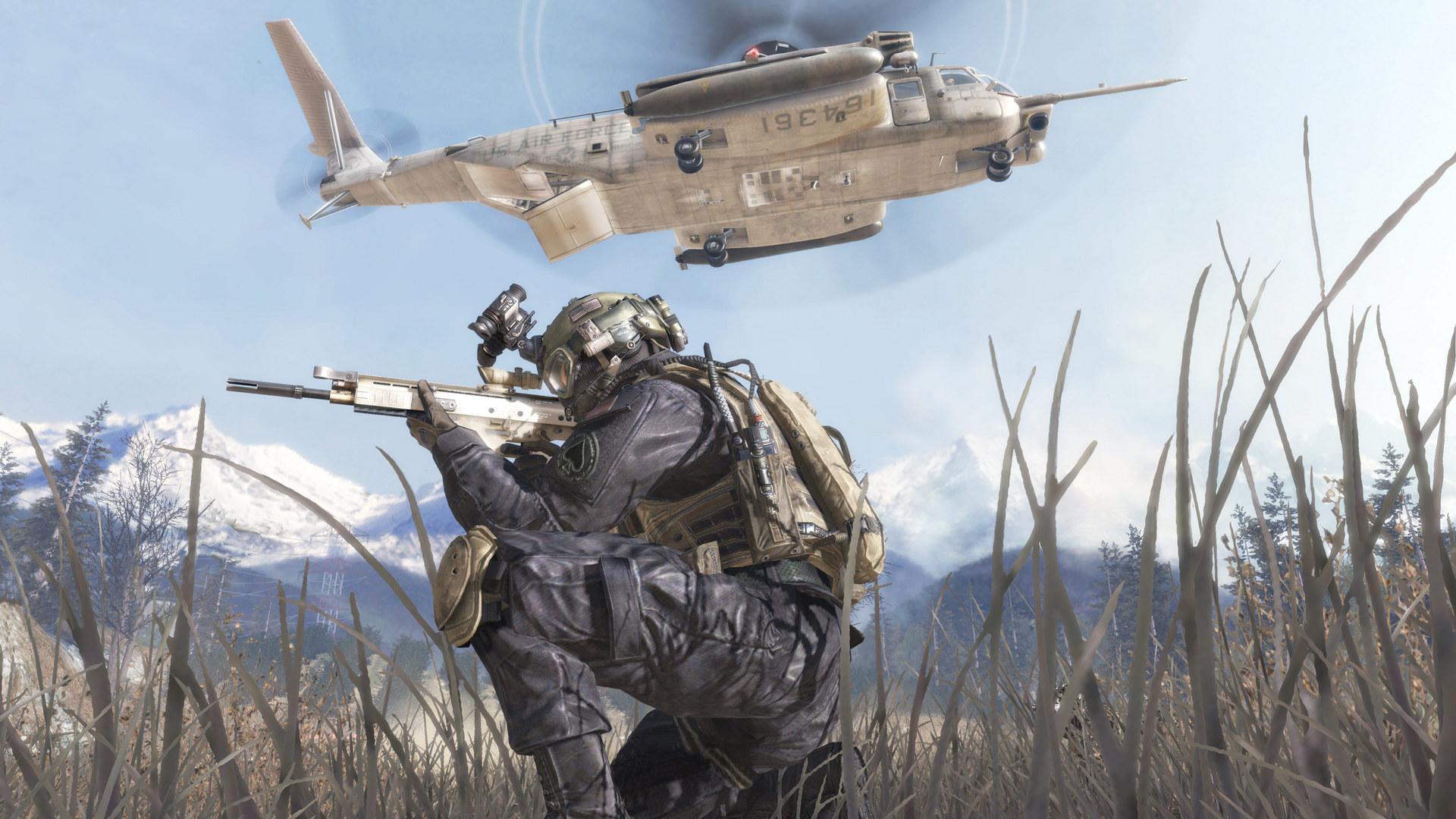 Rumors Point To Development Of Call Of Duty Modern Warfare 2