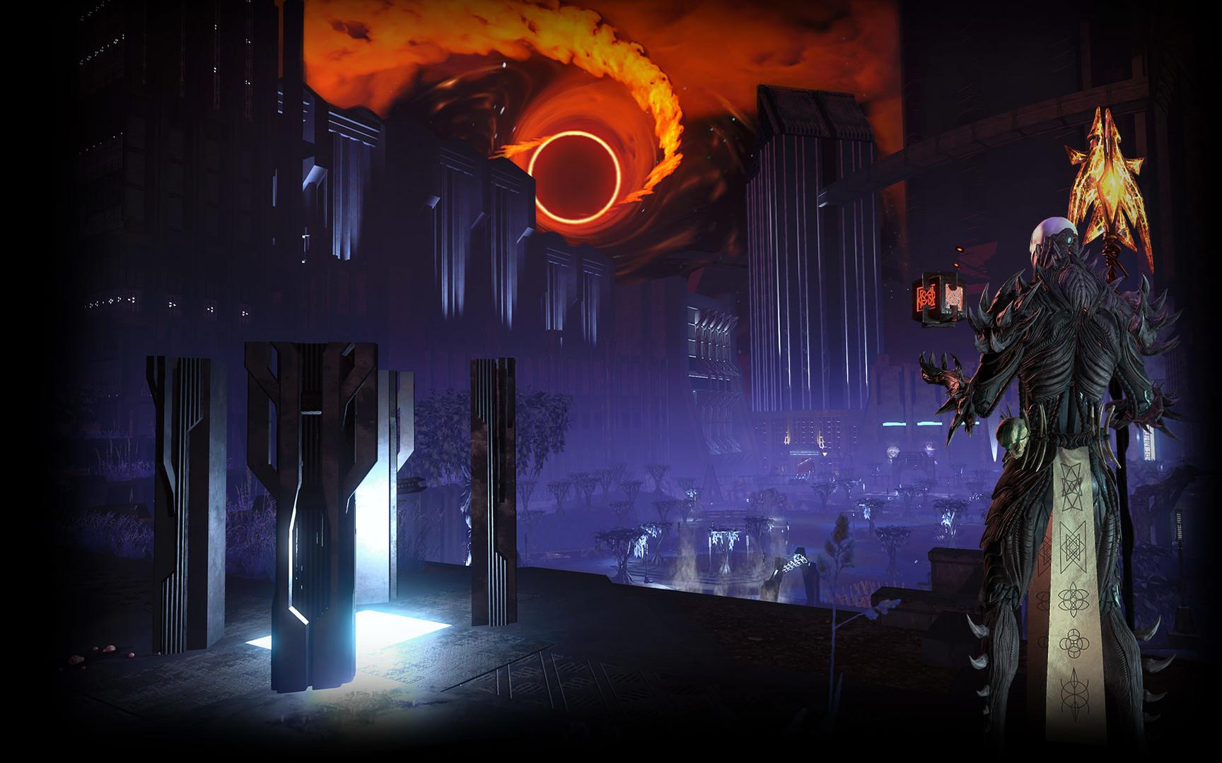 Sci Fi Horror Game Hellpoint Delayed By Coronavirus