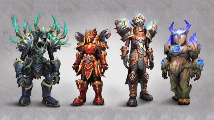 Screenshot Full Armor 1