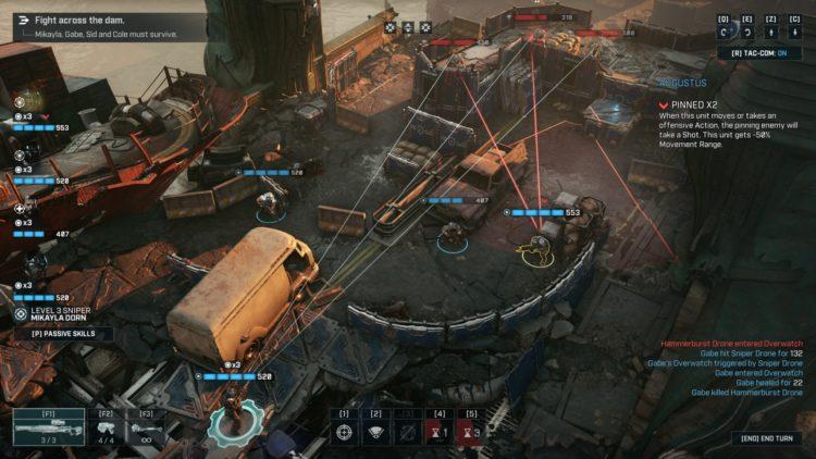Sniper Class Skills And Builds Guide Gears Tactics 3 Bridge