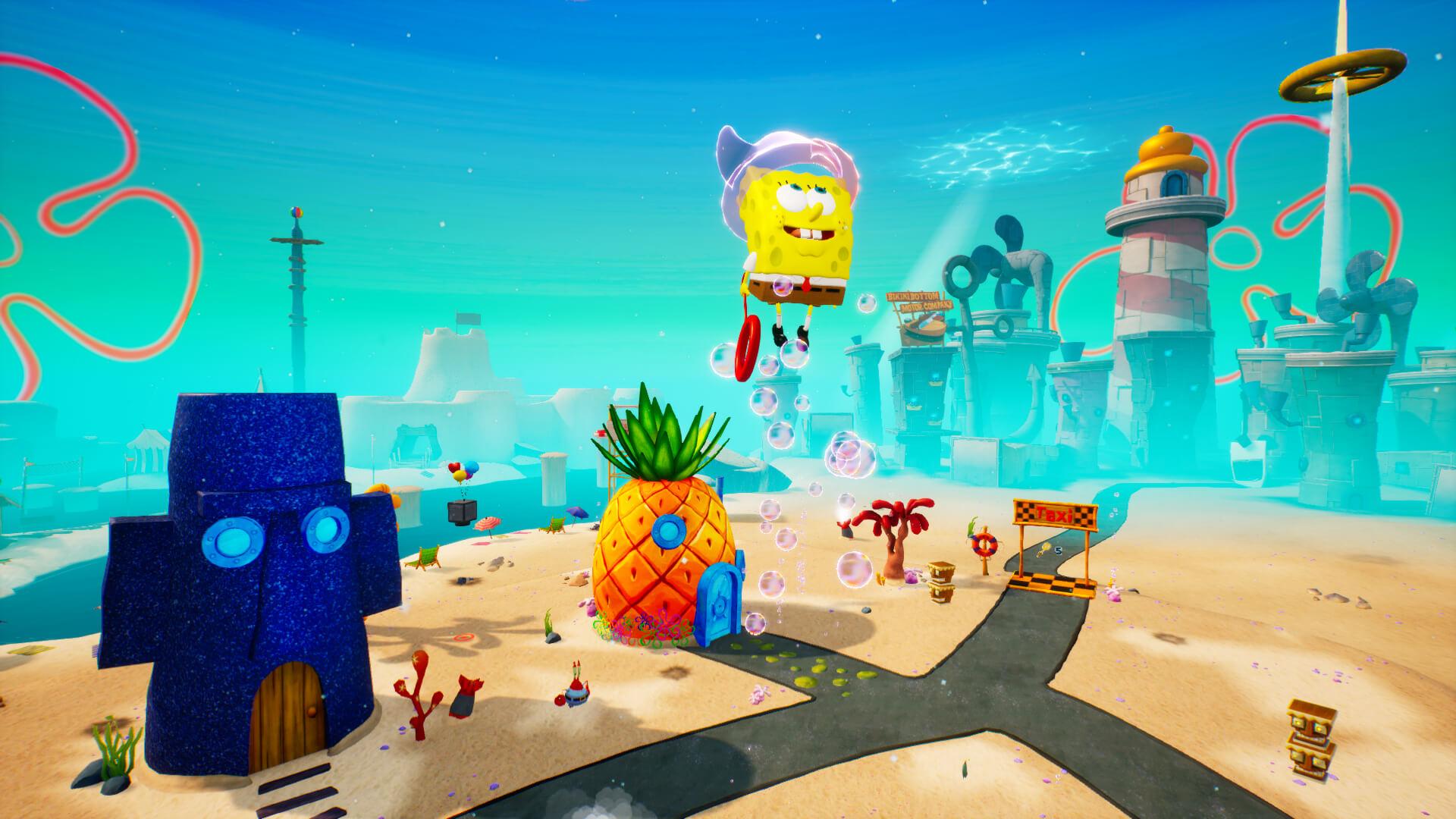 Sponge bob bikini bottom tales