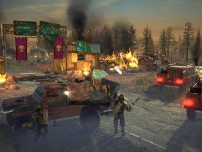 Surviving The Aftermath Hostile World - gate combat