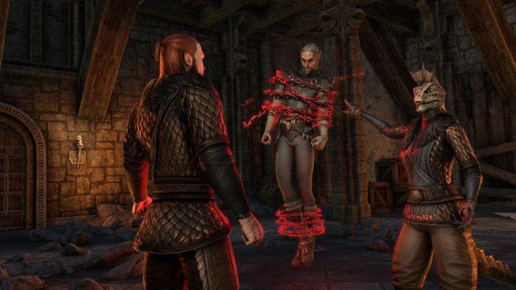 The Elder Scrolls Online Greymoor French Voice Overs