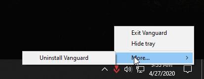 Valorant Vanguard Anti Cheat