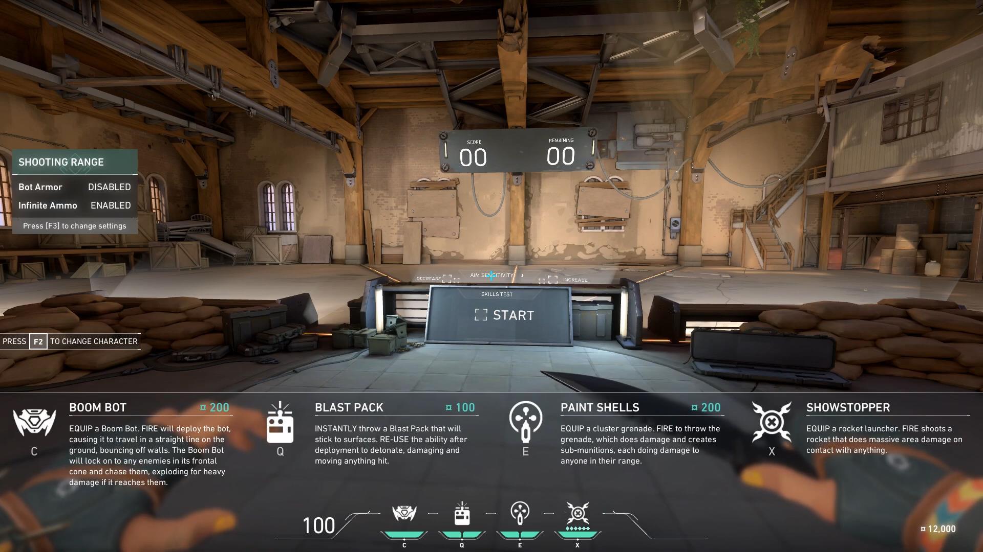 Valorant Beta Reveals New Agent Raze And Her Abilities
