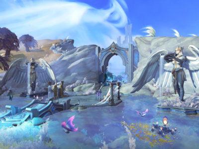 World Of Warcraft Shadowlands Xbox Adaptive Controller