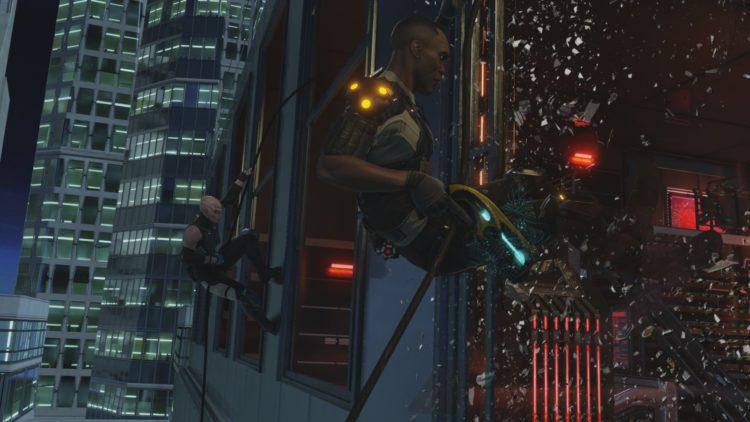 Xcom Chimera Squad Review Blueblood Breach Mode