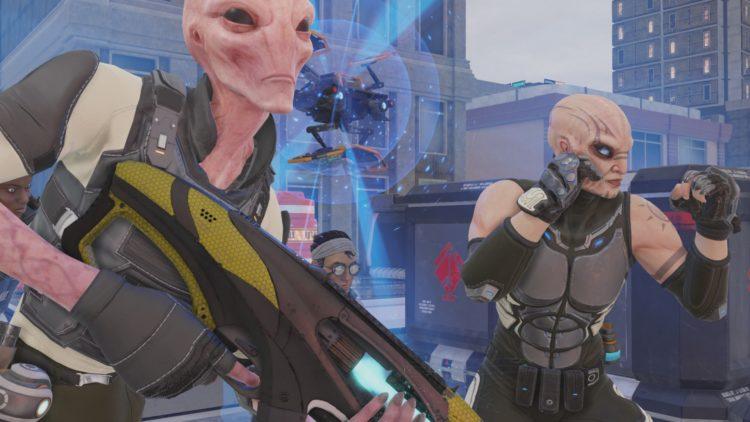 Xcom Chimera Squad Vs Gears Tactics 2a Characters