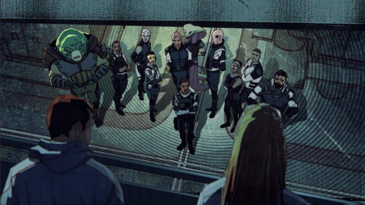 Xcom Chimera Squad Vs Gears Tactics Tiebreaker