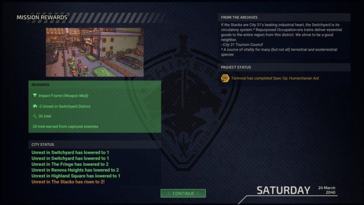 Xcsq Mission Rewards