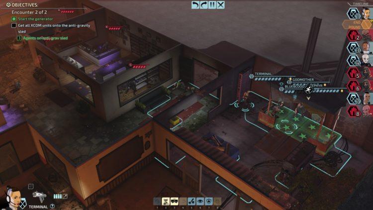 XCSq - Takedown mission