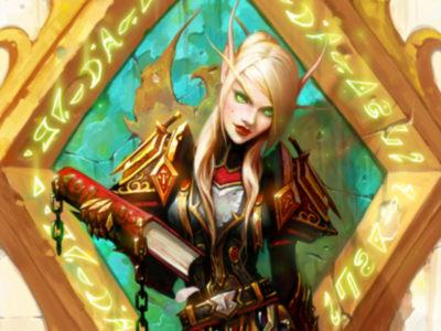 Dark Skinned Blood Elves Lore 1