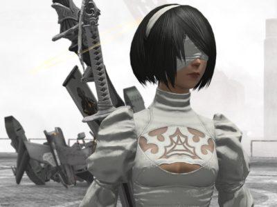 Final Fantasy XIV Nier Dark Apocalypse crossover has never before seen content, ideas says Yoko Taro