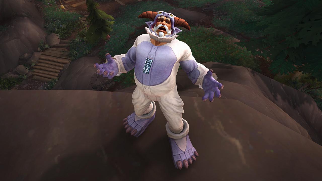 Kul Tiran Worgen April Fools Day jokes Blizzard World of Warcraft April Fools' Day jokes