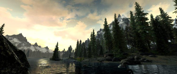 Realvision Enb Skyrim Mod Animal Crossing New Horizons