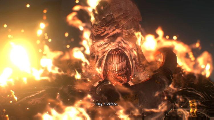 Resident Evil 3 Denuvo