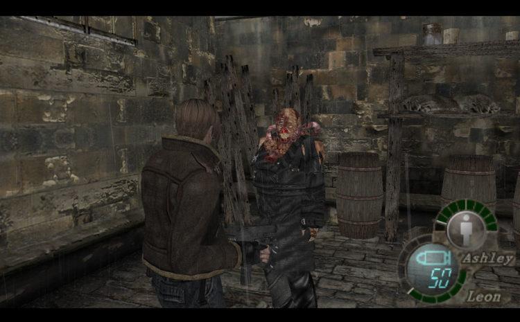 Resident Evil 4 Mods Rescue The Nemesis