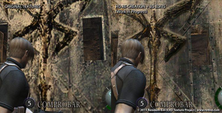 Resident Evil 4 Mods Resident Evil 4 Hd Project