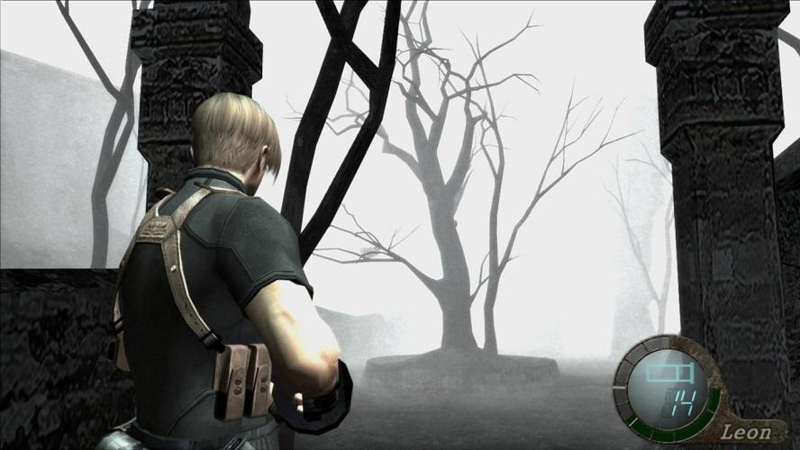 Resident Evil 4 Mods Silent Hill Atmosphere