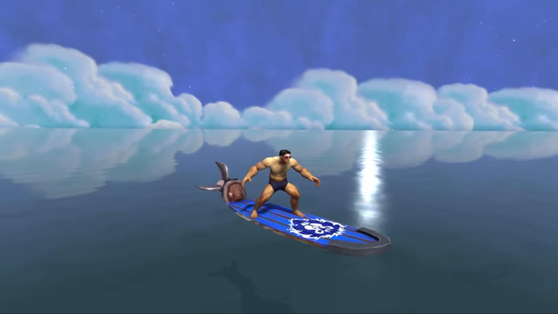 Surfboard Mount