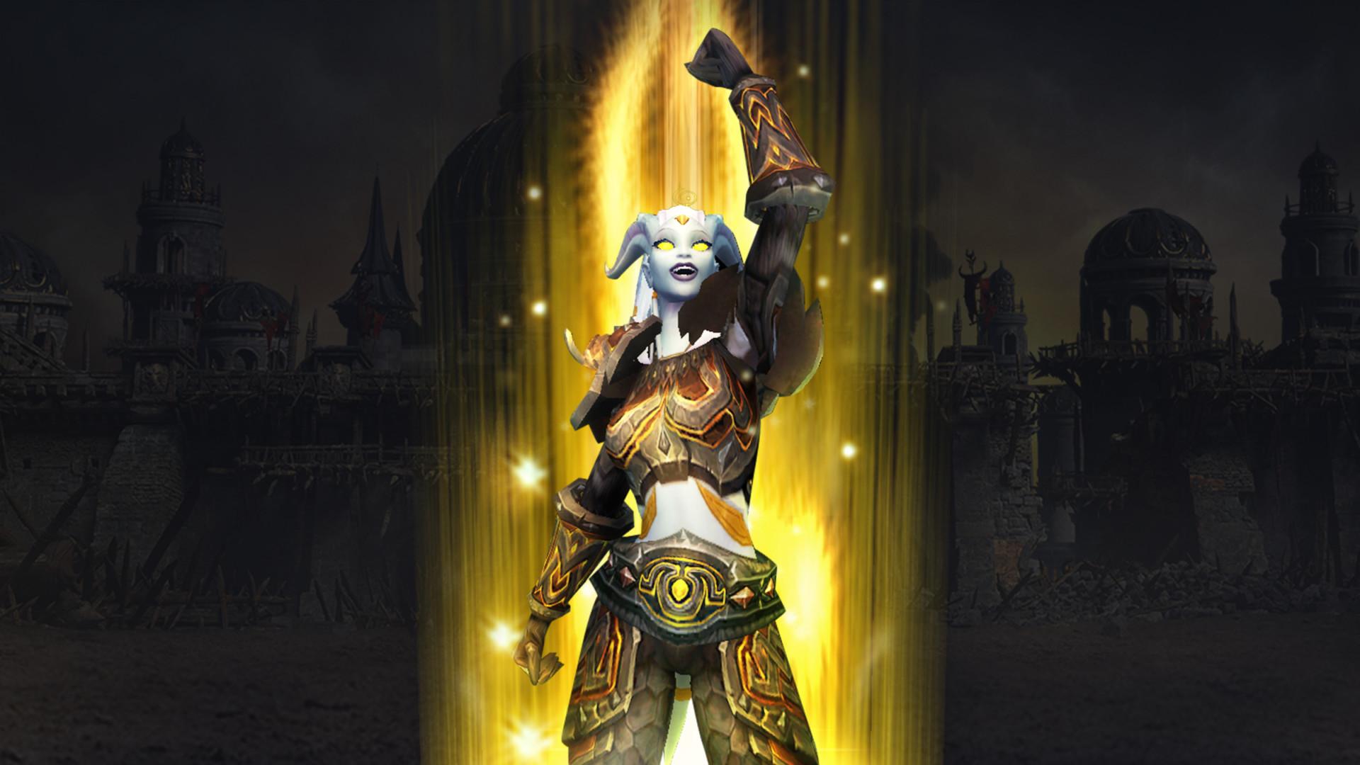 Мир Warcraft сообщества Иона Хаззикостаса
