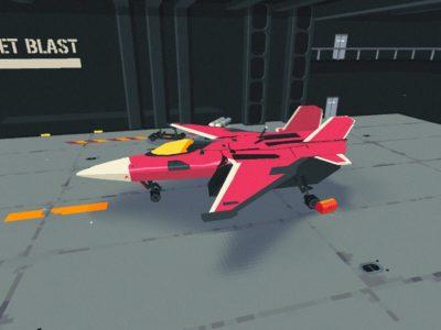 Jet Lancer Feature