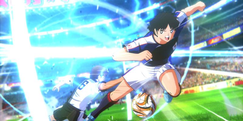 Captain Tsubasa: Rise of New Champions Release Date Announcement Bandai Namco