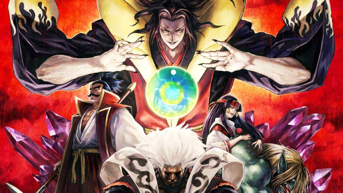 SNK Samurai Shodown NeoGeo Collection