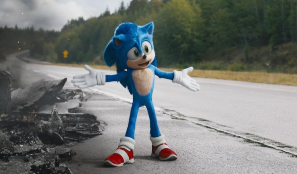 Sonic The Hedgehog movie sequel announced