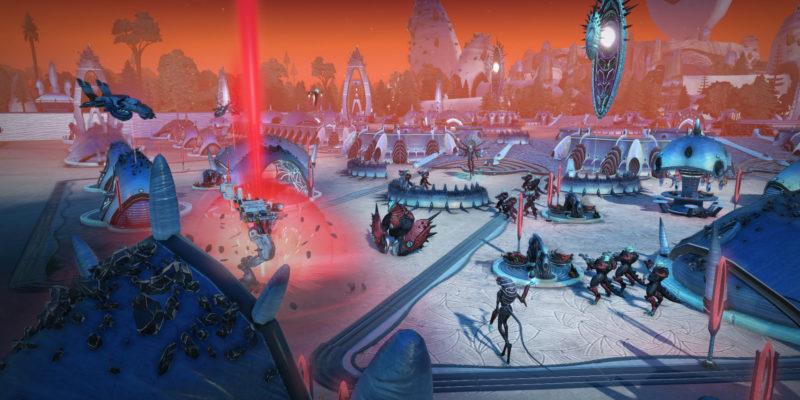 Age Of Wonders Planetfall Invasions Shakarn Faction Guide Shakarn Race Guide