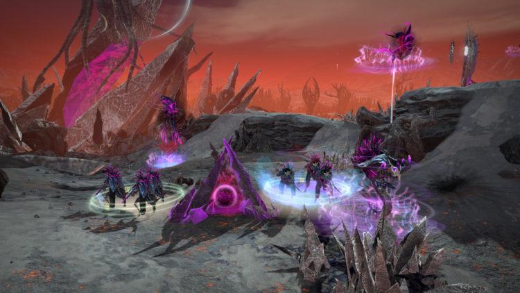 Age Of Wonders Planetfall Invasions Shakarn Faction Guide Shakarn Race Guide 2