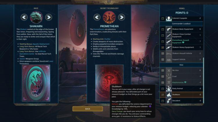 Age Of Wonders Planetfall Invasions Shakarn Faction Guide Shakarn Race Guide 3