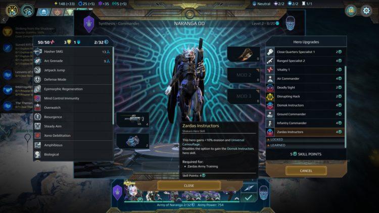 Age Of Wonders Planetfall Invasions Shakarn Faction Guide Shakarn Race Guide 4
