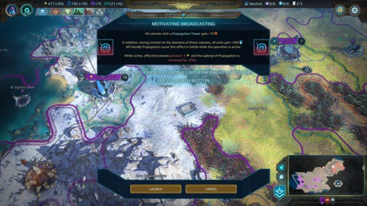 Age Of Wonders Planetfall Invasions Shakarn Faction Guide Shakarn Race Guide 5