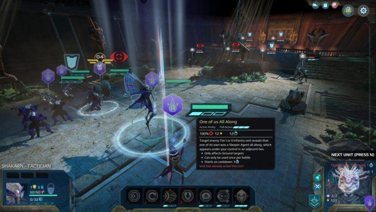 Age Of Wonders Planetfall Invasions Shakarn Faction Guide Shakarn Race Guide 6