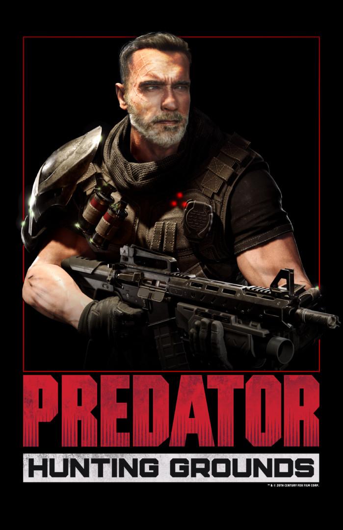 Arnold Predator Hunting Grounds