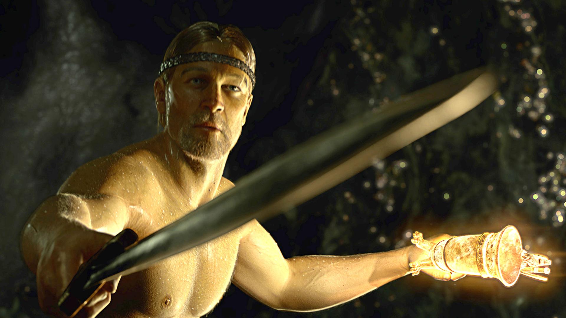 Assassins Creed Beowulf Robert Zemeckis