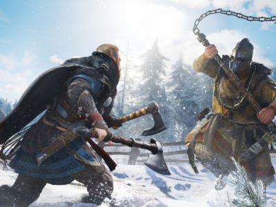 Assassin's Creed Valhalla Size 2