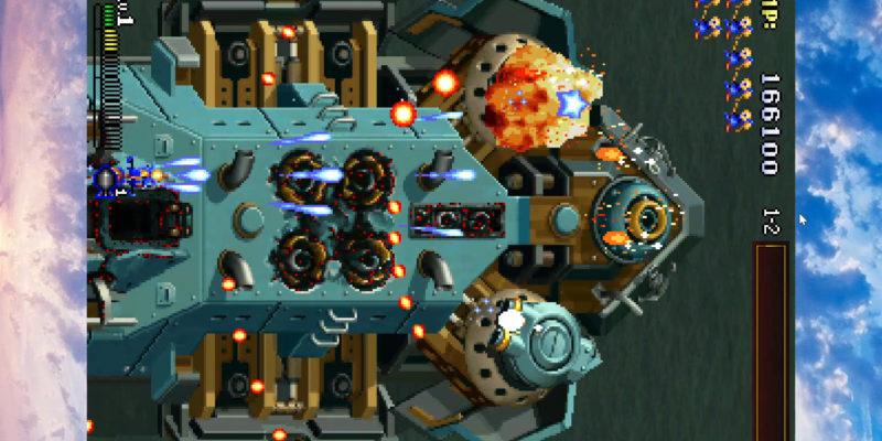City Connection Psikyo Gunbird 2 Steam