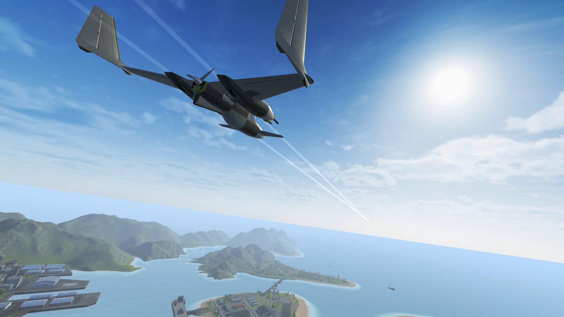 Balsa Model Flight Simulator orbx add-ons support