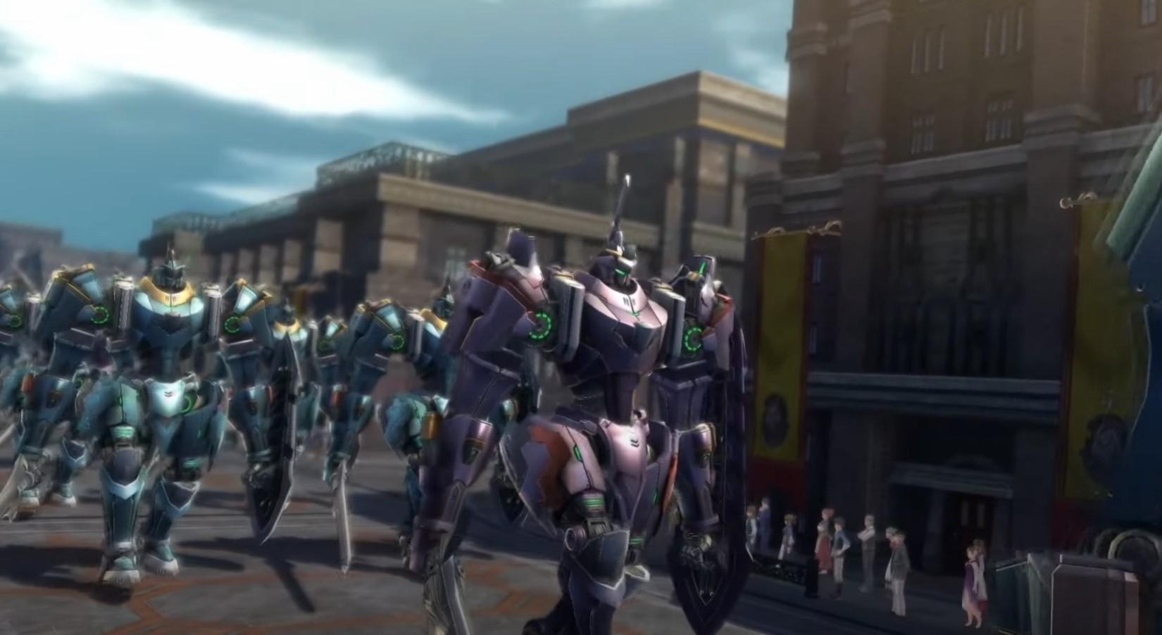 Станьте студентом войны в легенде о героях Следы холодного оружия Iv Новый сюжетный трейлер (1)