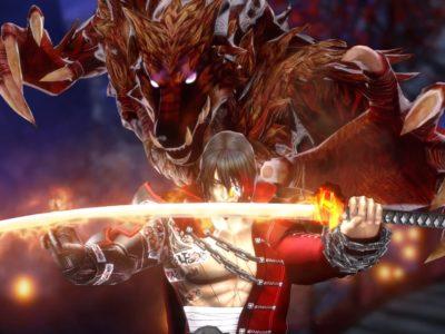 Bloodstained Welcomes Zangetsu & Randomizer Mode This May 7 (1)