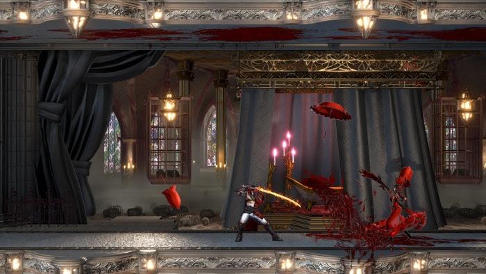 Bloodstained Welcomes Zangetsu & Randomizer Mode This May 7 (2)
