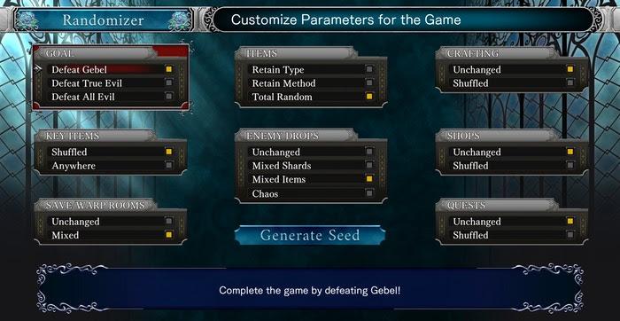 Bloodstained Welcomes Zangetsu & Randomizer Mode This May 7 (3)